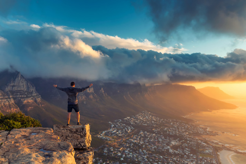 4 Hiking Trails in the Mother City